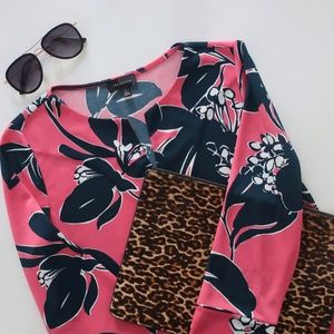 Limited Floral Print Dress